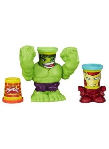 Play Doh Yenilmez Hulk Oyun Seti-Play-Doh